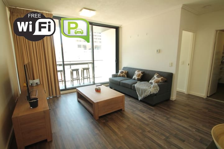 In the heart of the city! - Brisbane - Flat