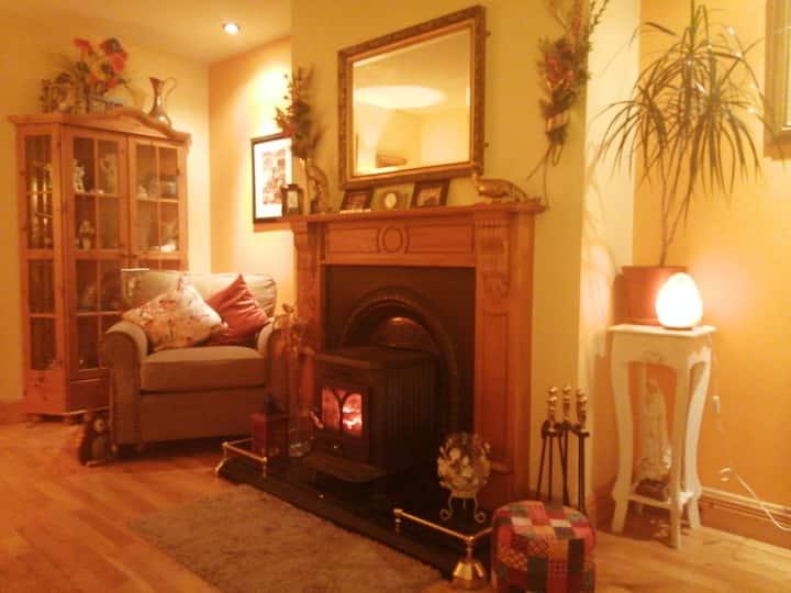 Classy Eccentric Cosy Rooms in Newport