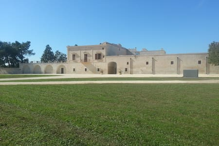 Guest apartments in Masseria - Grottaglie - 别墅