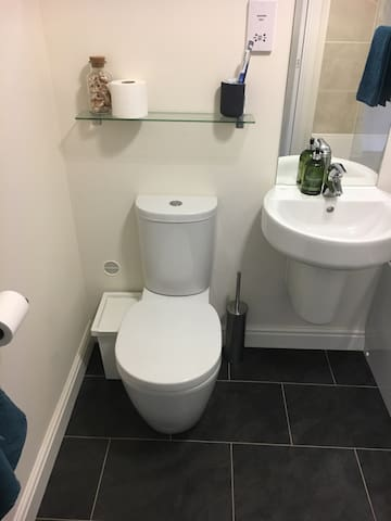Double Room in Devonport new build - Plymouth - Pis
