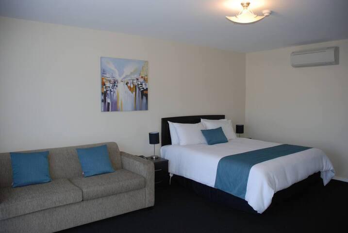 Couples retreat - Rotorua International Motor Inn
