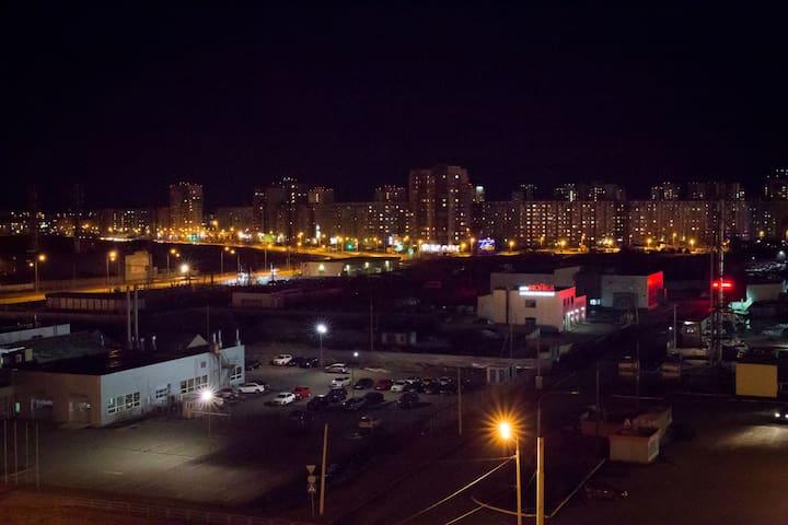 Уютная студия эконом-класса - Cheliábinsk - Departamento