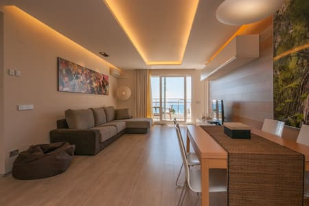 Apartment in 1st line and sea views. - Oriola - Pis