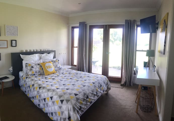Karibu Guest Room - Effortless Luxury in Benalla - Benalla - Casa