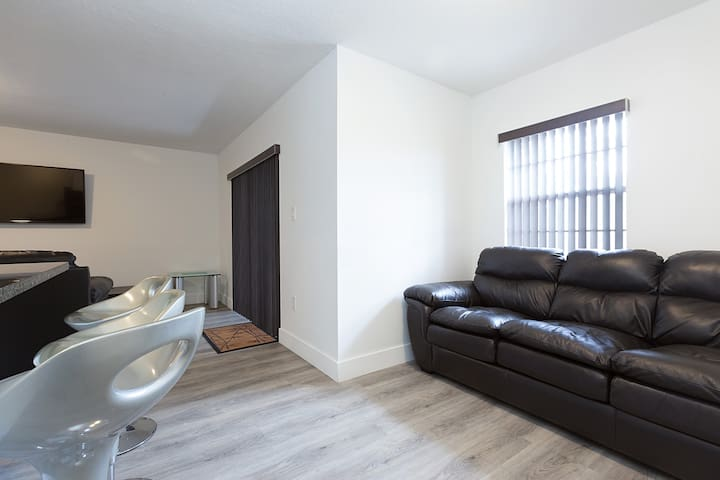 Beautiful & Spacious Apt in the heart of Miami