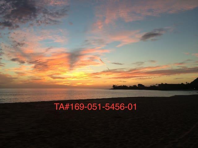 Condo Air Conditioned Near Famous Makaha Beach