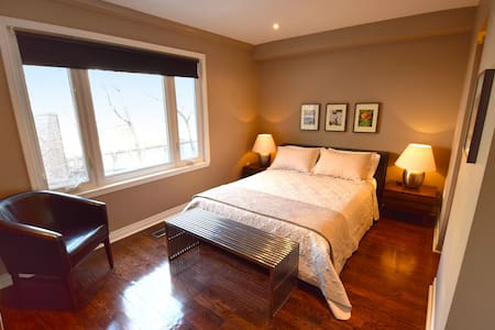 Downtown Luxury, Private Bathroom! - Toronto - Reihenhaus