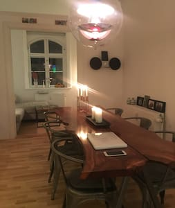 BEST location and close to it ALL - Frederiksberg - Apartment
