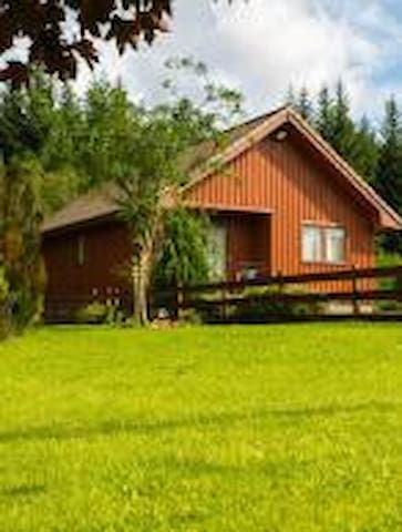 Cruach Lodge sleeps 6 Self catering - Stirling - Dům