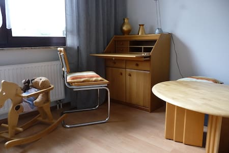 1 Zimmer Wohnen auf zeit