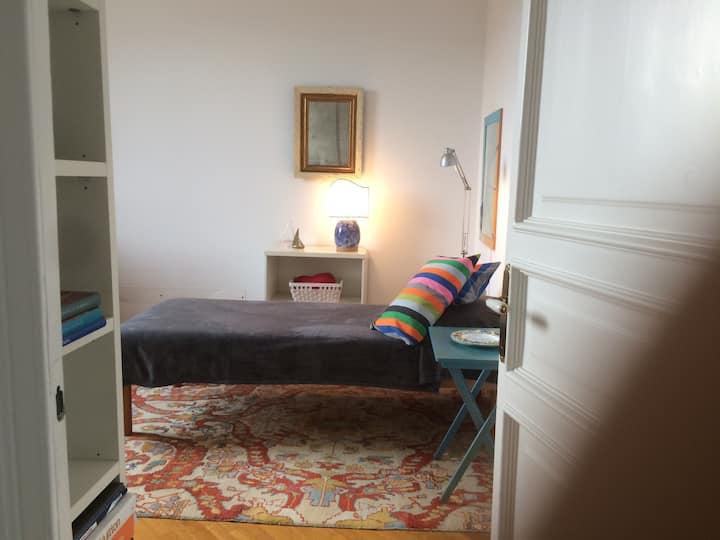 Genova, vicina  a Tutto, en suite room