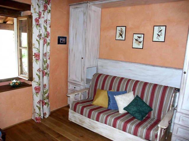 Romantic Private Cottage in Tuscany - Loro Ciuffenna - Lomamökki