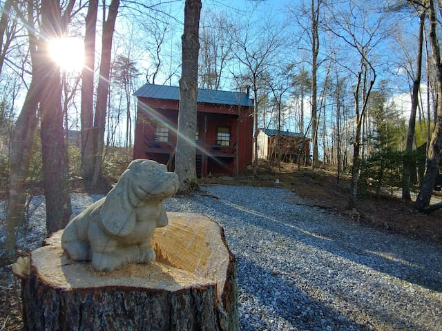 The Nesting Place at Misty Mountain Inn & Cottages