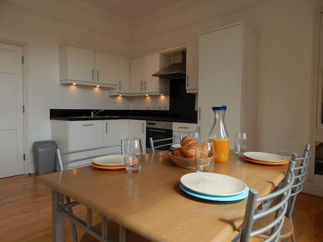 Bath City Centre - Central Town House Apartment! - Bath - Apartamento