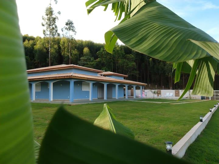 Chácara em Monte Alegre do Sul - SP