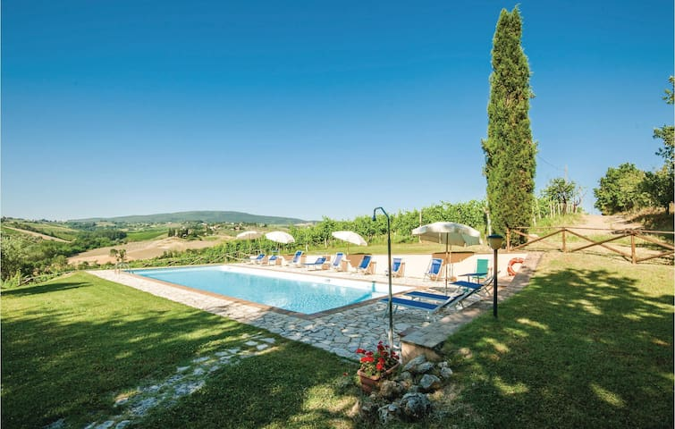 Holiday apartment with 1 bedroom on 68m² in San Gimignano SI