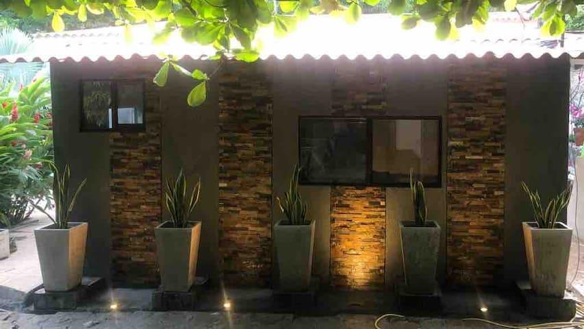 Los caracoles Casa de playa en Xanadu