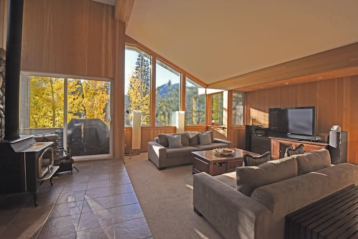 Charming Snow Crest - RIGHT BY ALPINE MEADOWS, ski perfect!