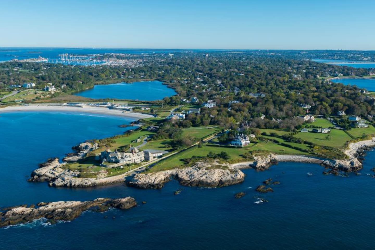Welcome to Newport, Rhode Island in the heart of the Ocean State!