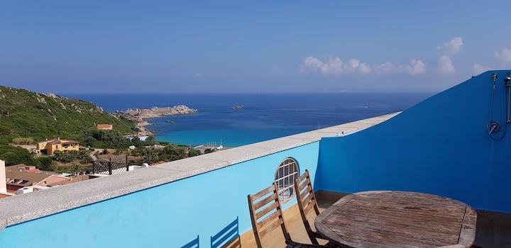 Santa Teresa, The terrace of dreams