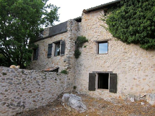 Lac de Ste Croix,House in Provence - Bauduen - Dům