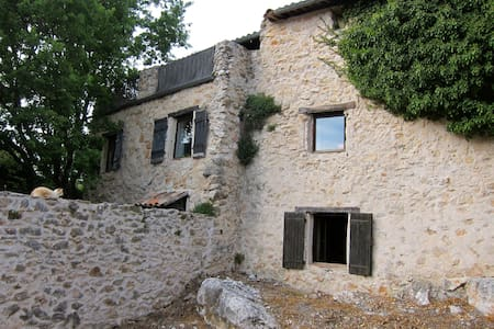 Lac de Ste Croix,House in Provence - Bauduen