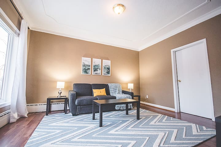 Corydon Avenue Winnipeg. Ask about long term stay