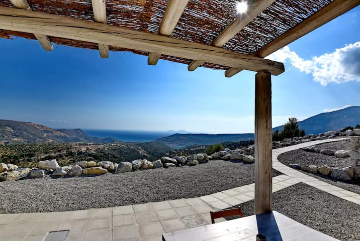 One Bedroom Villa M2 - Agia Galini - Villa