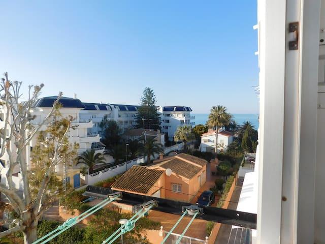 Moderno apartamento en la playa Els Molins - Denia - Apartamento