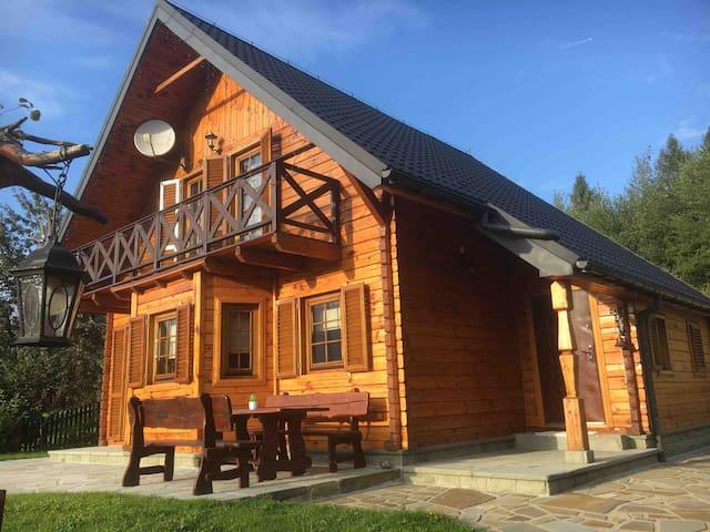 Kotarz - Dom Komfort, bajkowe miejsce 3 sypialnie