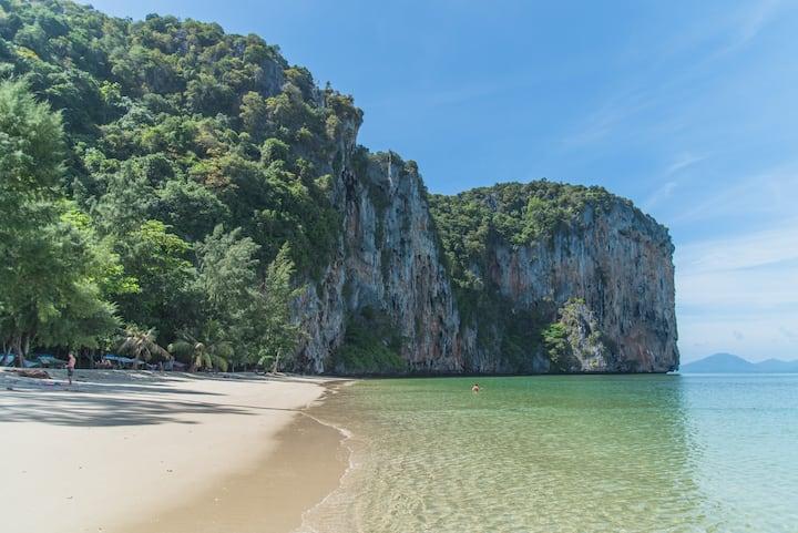 Laoliang Beach # Garden View Tent