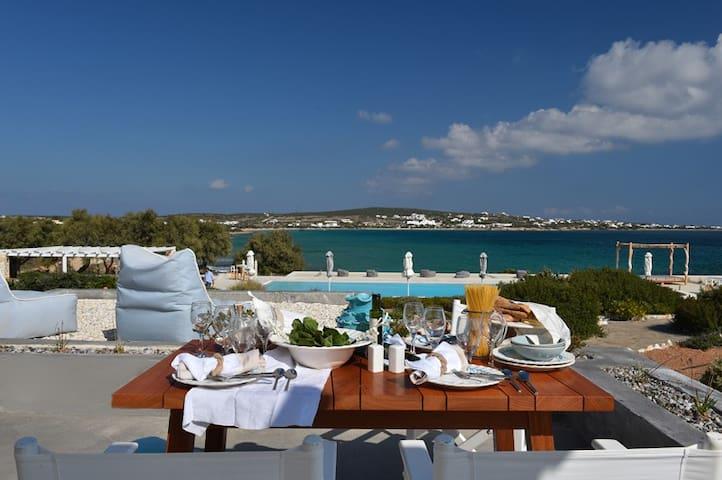 3 bedroom beach villa, share pool - Santa Maria