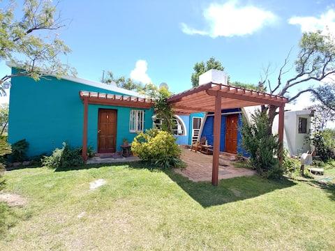 Cabañas La Loma -  La Veranda