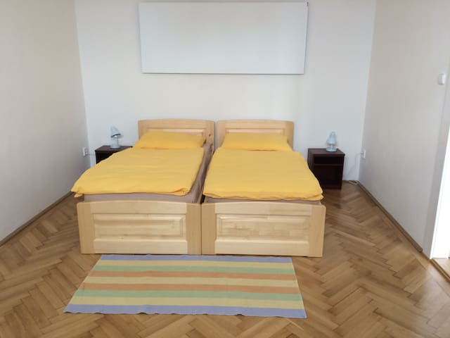 Cosy quiet flat in Pilsen center - Plzeň