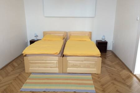 Cosy quiet flat in Pilsen center - Plzeň - Wohnung