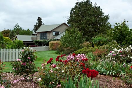 Highgate bed and breakfast & garden - Pirongia