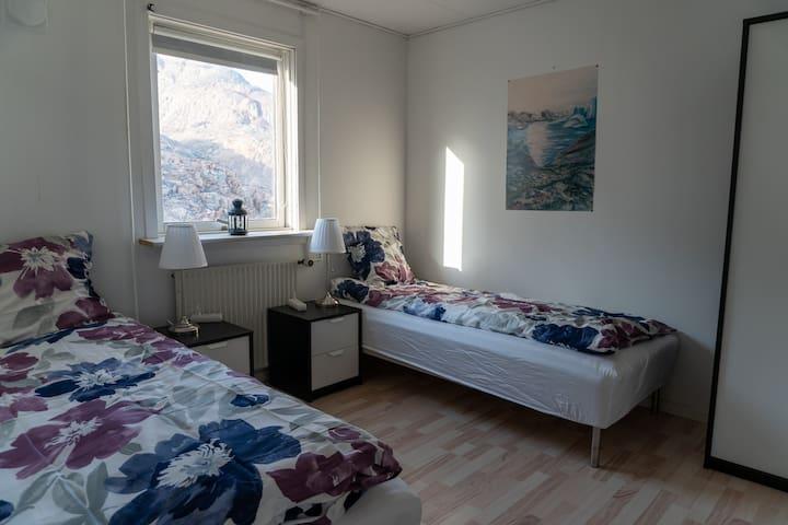 Uummannaq Guest House Room 1