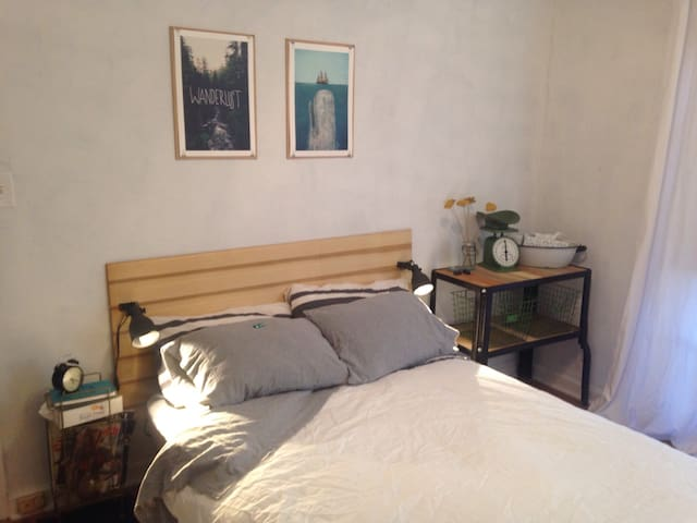 The Wanderlust Room in Cozy Home - Decatur - Σπίτι