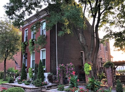 Guesthouse by Soulard; Easy Access to Attractions
