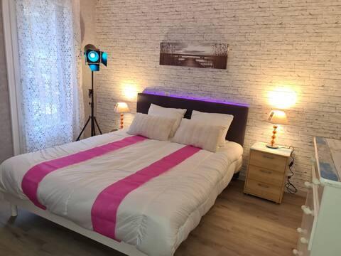 Appartement charmant au pied des thermes