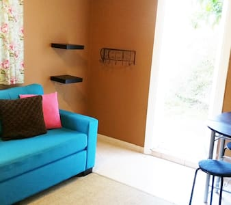 Cozy apt 11 miles from airport! - Beit Hashmonai - Apartment