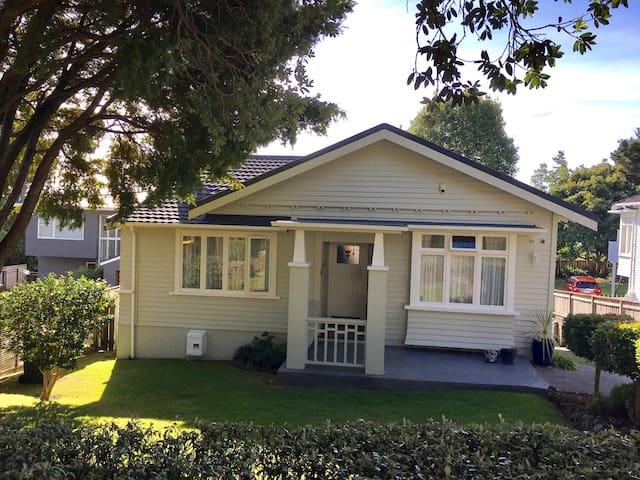 Cosy, comfortable central location - Auckland - Casa