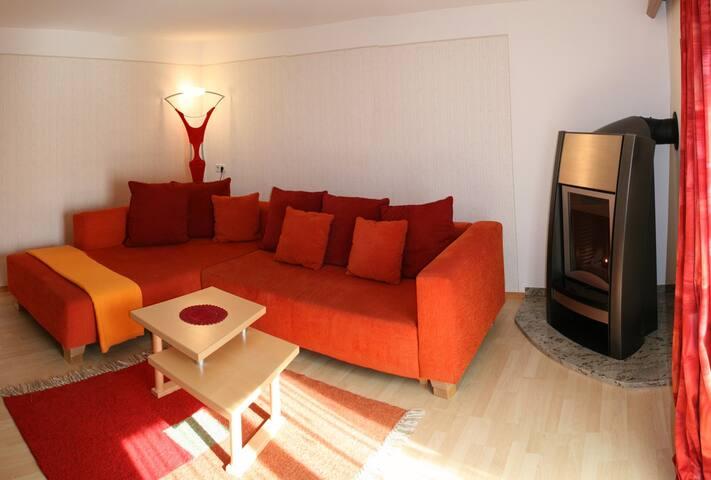 Appartement Bernhard, 2-7 P., Nähe Zillertal Arena - Zell am Ziller - Apartmen
