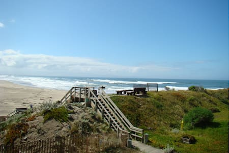 Ocean Front View of Pajaro Dunes' Private Beach - Watsonville