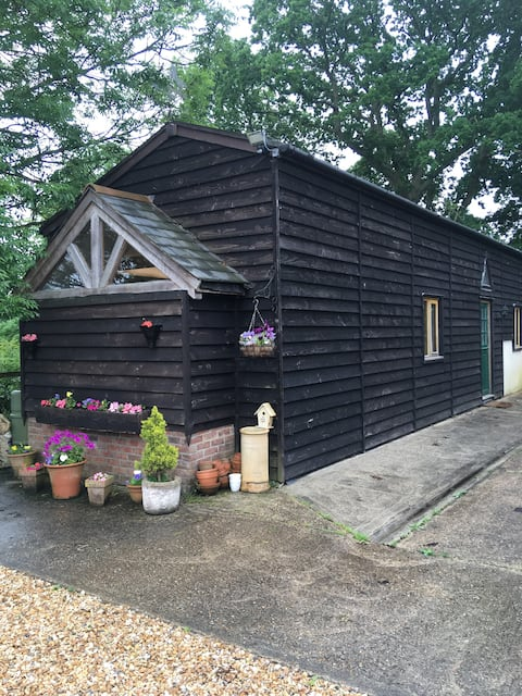 Converted Barn in new forest.