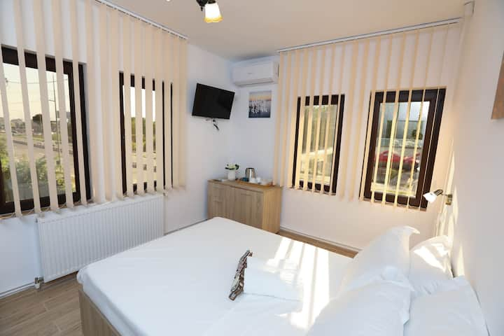 Villa ANY Double Room No 3 with Private Bathroom