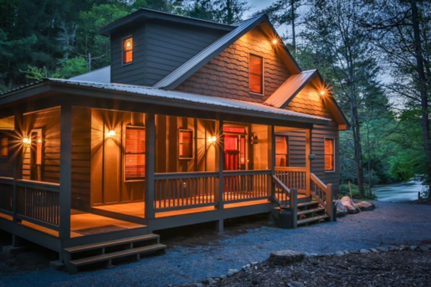 united unit cabins ellijay states rendezvous rock ga river details sliding