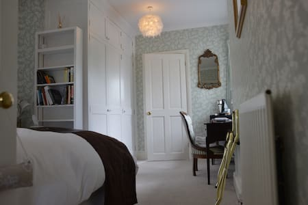 Victorian country house B&B - Manningford Abbots - Bed & Breakfast