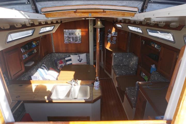 Luxury Yacht as an executive condo