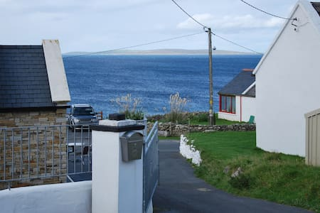 Christina's Cottage - Achill - Casa